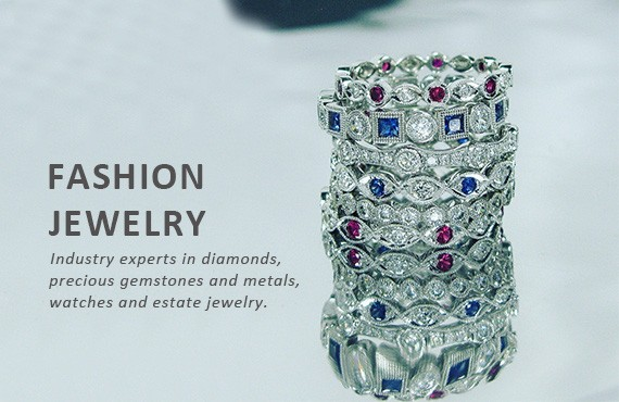 Fashion Jewelry, Engagement Rings